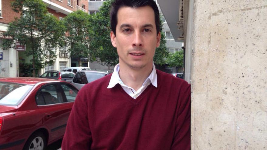 El exteniente Luis Gonzalo Segura