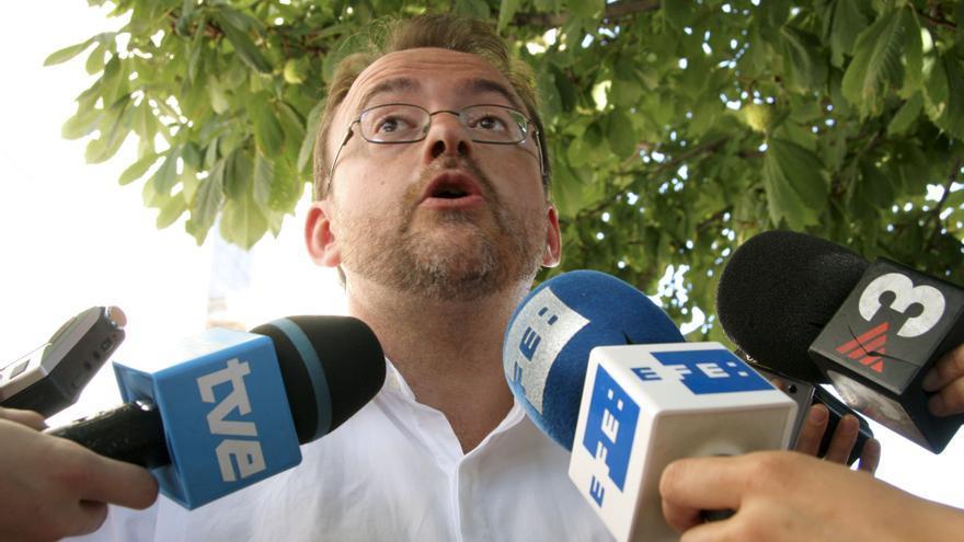 El secretario de Organización del PSC, Daniel Fernández.