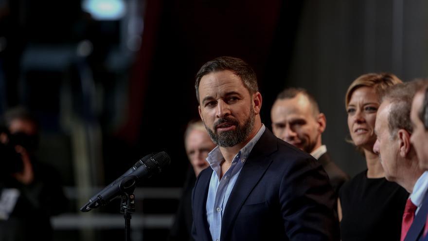 """Abascal llama a Vox a no dejarse llevar por """"cantos de sirena"""" y las buenas expectativas que apuntan los sondeos"""
