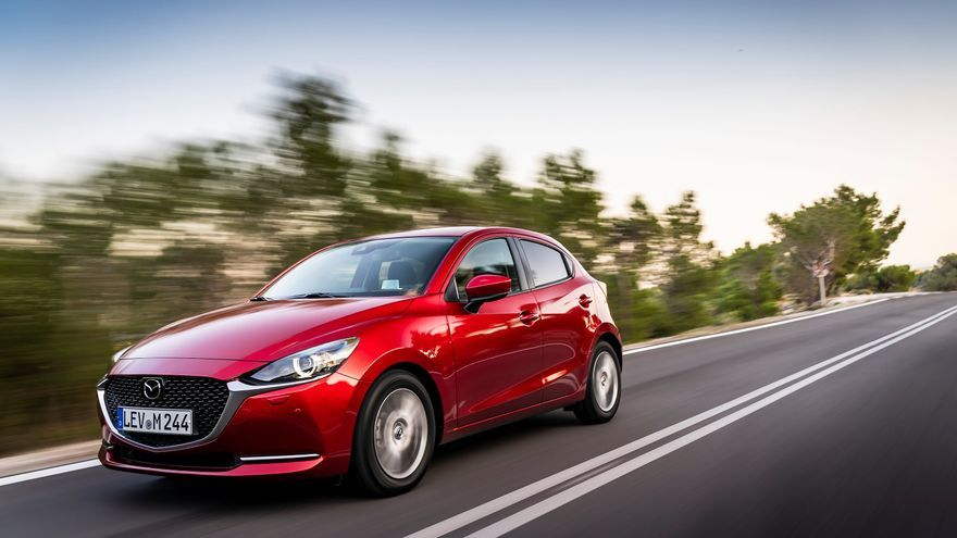 El nuevo Mazda2.