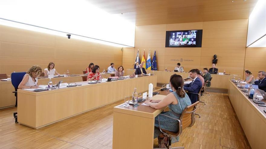 El Cabildo culpa a CC del final del programa Ansina para mayores