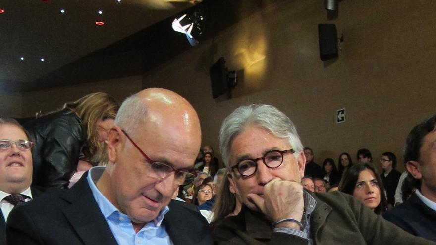Sánchez Llibre apuesta por Duran para encabezar las listas de Unió a las generales