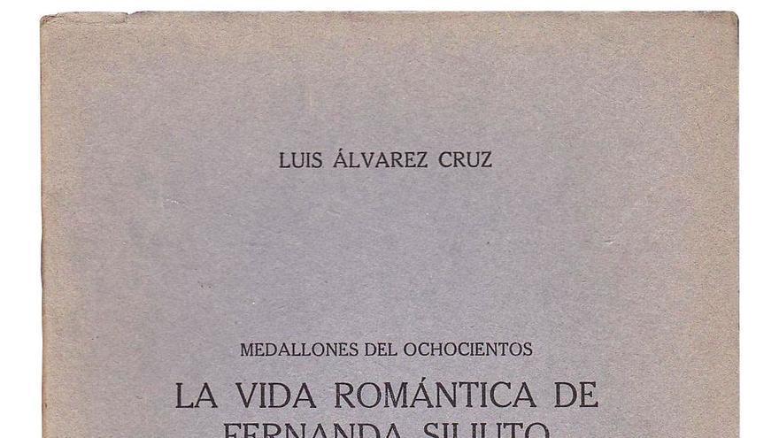 'La vida romántica de Fernanda Siliuto'.