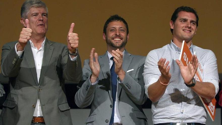 """Ciudadanos dice que Mas tuvo una satisfacción """"aparente"""" en pitos al himno"""