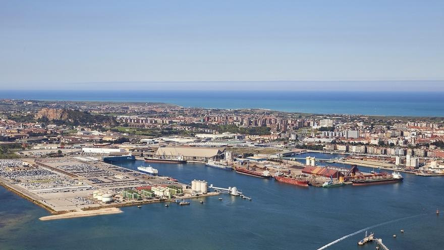 El Puerto de Santander, mejor del mundo en el manejo de graneles