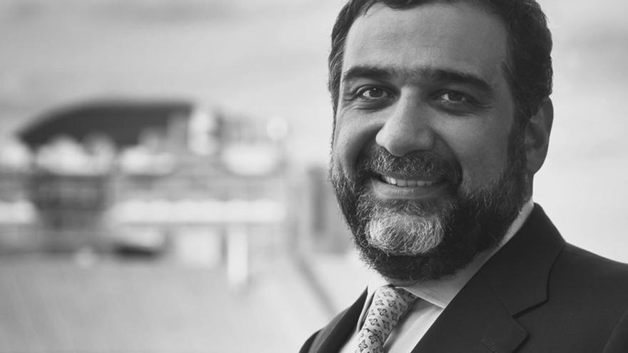 Ruben Vardanyan, máximo directivo del banco Troika Dialog durante el periodo en el que se introdujo el dinero en Europa.