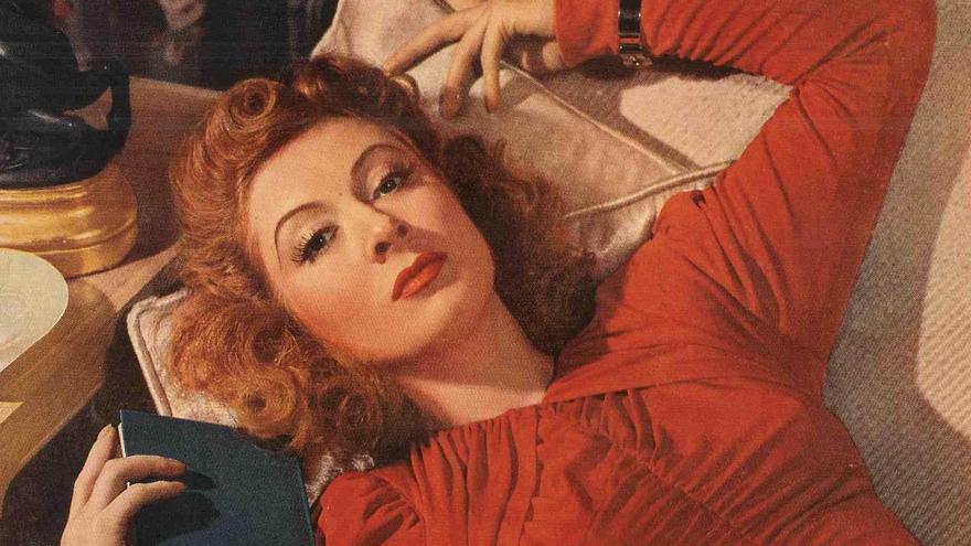 Greer Garson como la señora Miniver, Oscar a Mejor Película en 1942