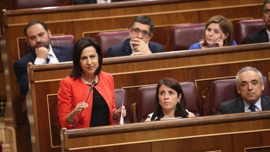 Diputados 'susanistas' achacan al PSC la decisión de Sánchez de tumbar la moción en apoyo del Gobierno