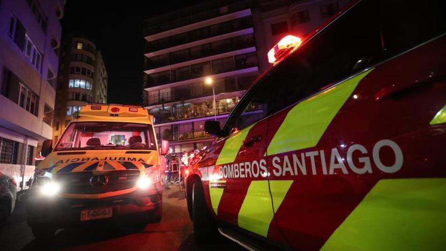 Seis brasileños muertos por emanación de gas en un edificio de Santiago de Chile