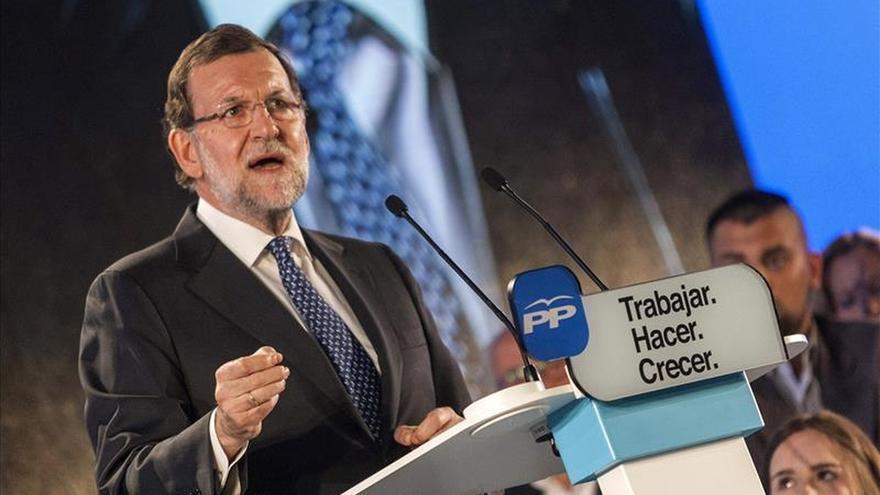 Rajoy dice que la prioridad de esta legislatura y de la próxima es el empleo