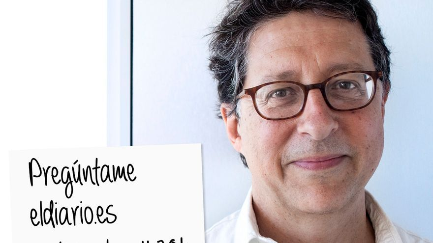 Manolis Kogevinas estuvo conversando con los lectores de eldiario.es y Menéame