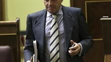 El exdiputado del PP Vicente Martínez-Pujalte.