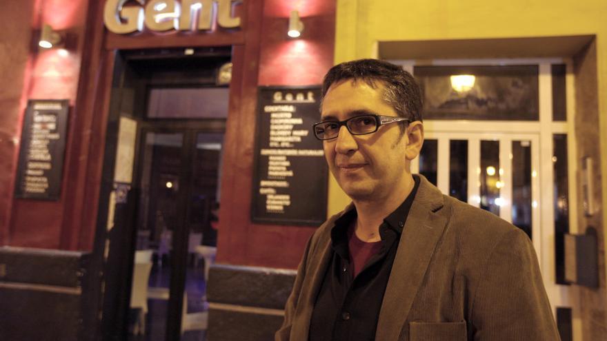 L'escriptor Manuel Baixauli.