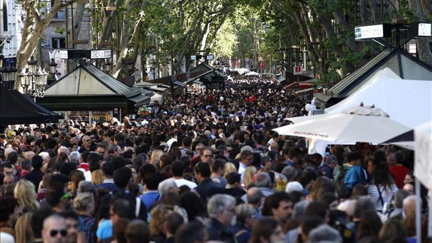 Las Ramblas albergarán del 12 al 15 de junio un festival culinario popular
