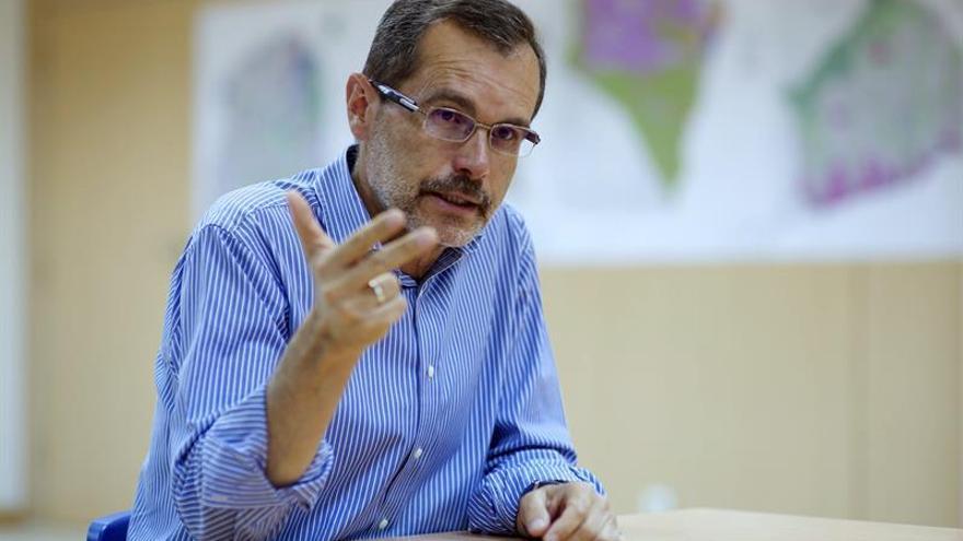 Marcial Morales. (EFE/CARLOS DE SAÁ)