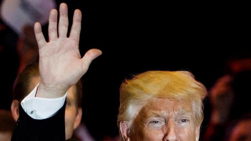 Trump se contradice sobre la subida de impuestos a los ricos si gana la Presidencia