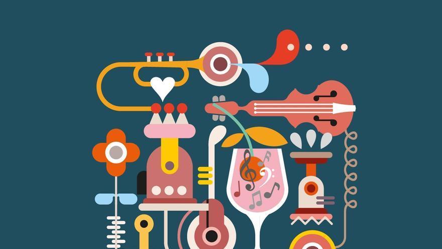 Cartel del curso de 'Diseño y Coordinación de Proyectos Culturales'.