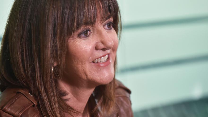 Idoia Mendia confirma que formará parte del nuevo Gobierno Vasco