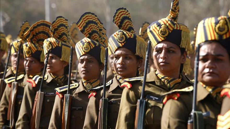 La India celebra el día de la República
