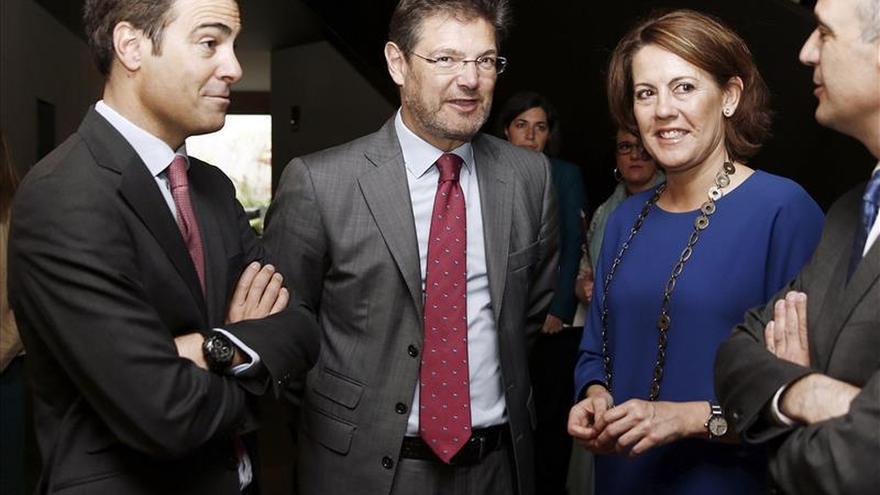 """Catalá dice que, tras apartar a Rus, el PP """"seguirá dando pasos"""" por la ética"""