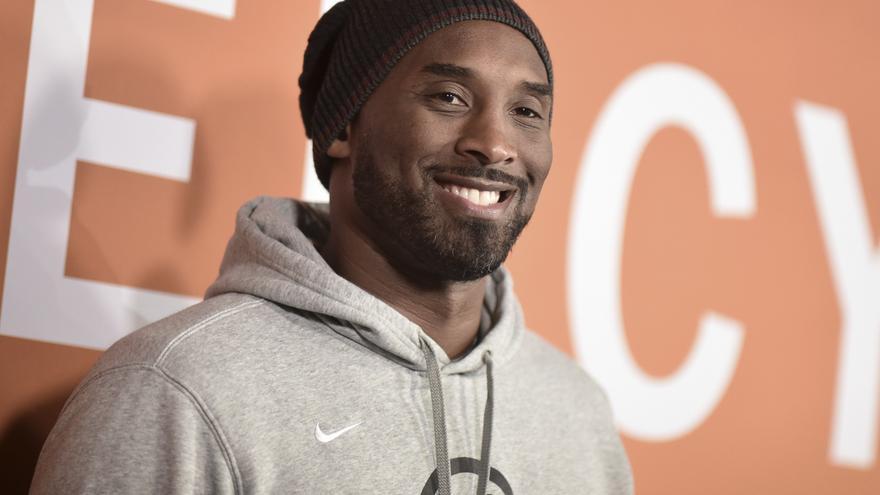 Kobe Bryant, en una imagen de archivo.