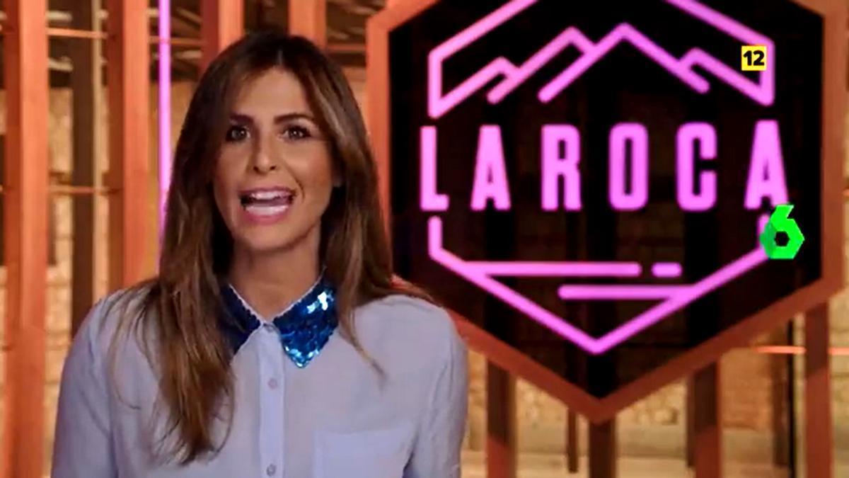 Nuria Roca en la nueva promoción de 'la Roca'