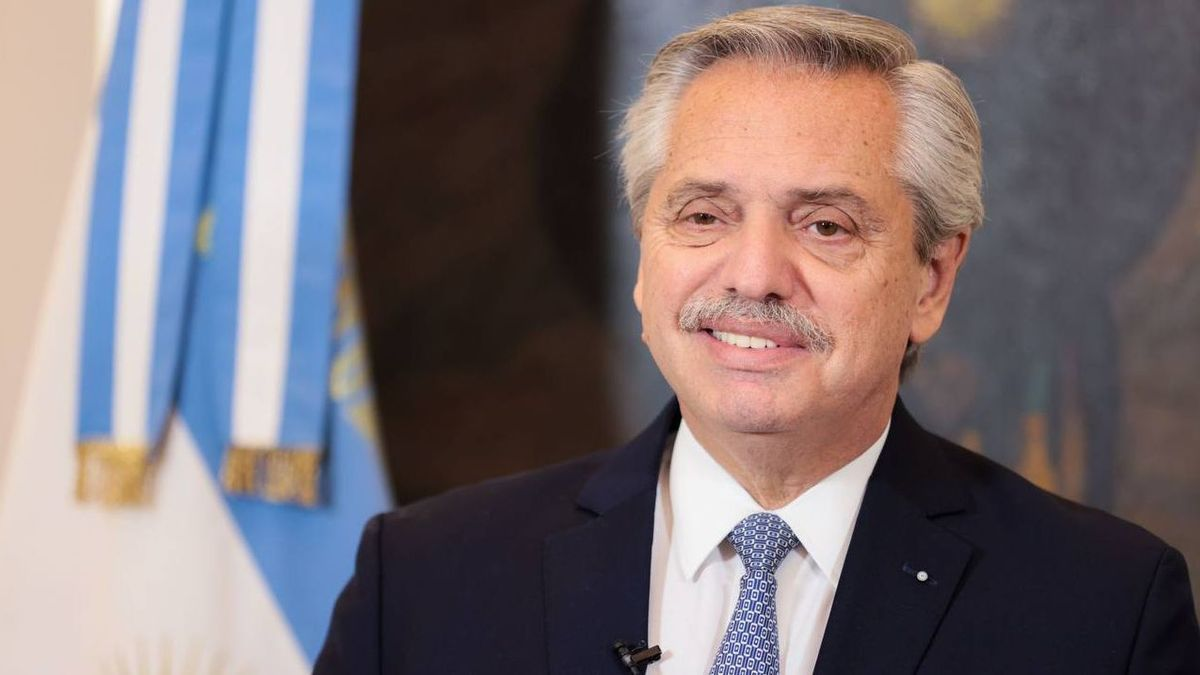 Alberto Fernández participó, a través de un mensaje grabado, de la Cumbre de las Naciones Unidas sobre Sistemas Alimentarios.