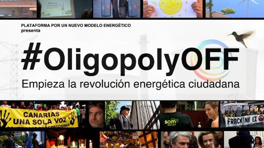 Cartel de #OligopolyOFF