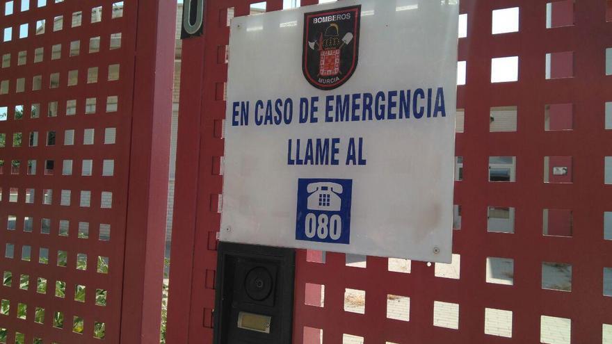 Demandan que Ballesta valore la reapertura del parque de bomberos de San Ginés
