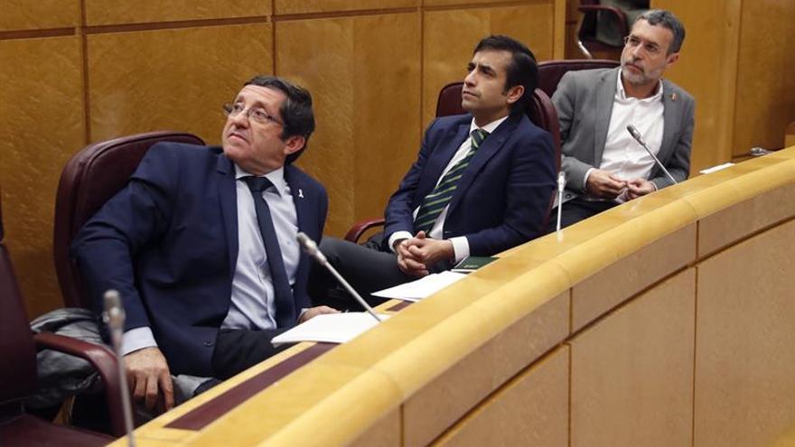 Expertos piden en Senado diálogo con Cataluña a todos los niveles y reformas