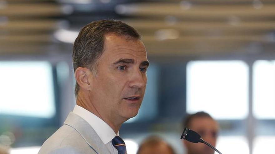 El Rey abre el lunes su agenda en Mallorca con audiencias a las autoridades baleares