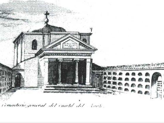 Gran Cementerio del Norte | http://www.madridhistorico.com/