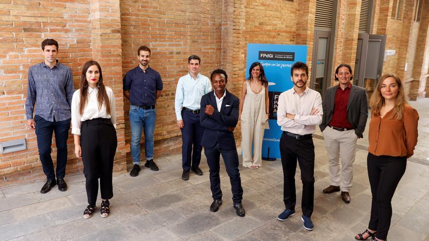 """La Fundación Princesa de Girona ensalza el """"compromiso y humildad"""" de premiados"""