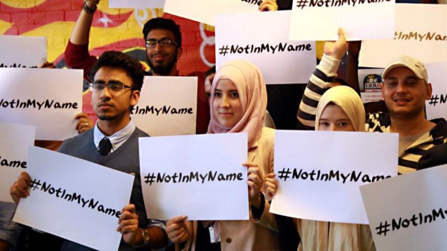 Imagen de la campaña de la Active Channel Foundation.