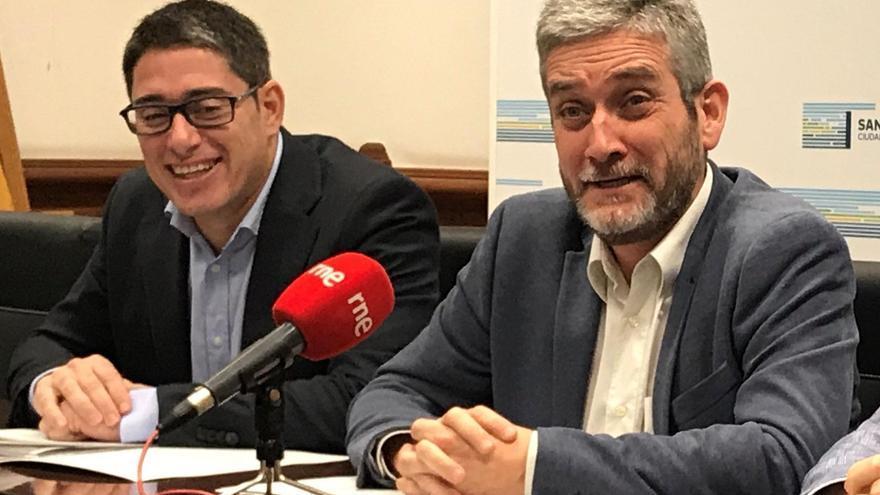 Ciudadanos gestionará este año en Santander casi 20 millones tras la mejora económica de sus áreas de gobierno
