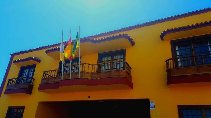 Ayuntamiento de Puntallana.