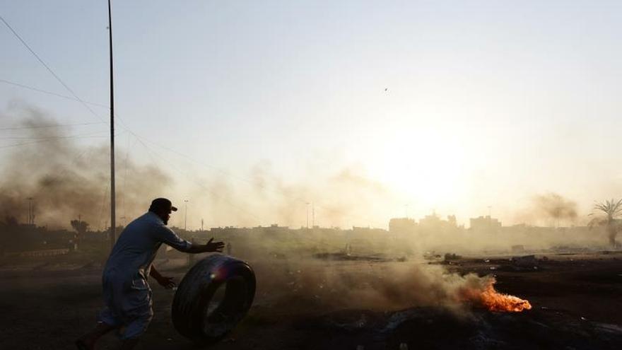 Al menos 99 muertos y 4.000 heridos tras cinco días de protestas en Irak