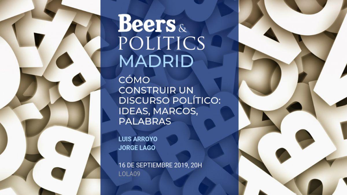 Encuentro Beers&Politics Madrid en Lola09 | BEERS&POLITICS