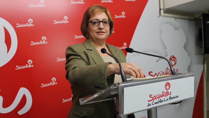 Guadalupe Martín, secretaria provincial del PSOE de sanidad y asuntos sociales de Toledo