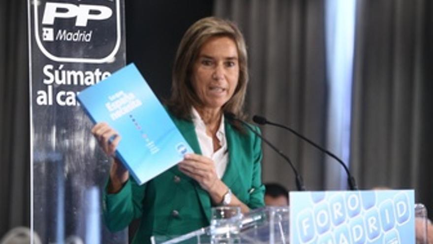 Vicesecretaria De Organización Del PP, Ana Mato