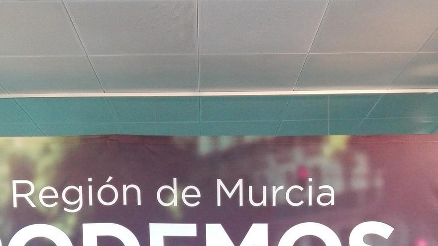 Acto de presentación de candidatas y candidatos de Podemos en Murcia