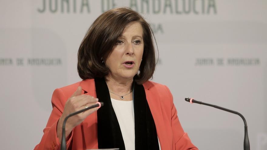 """Sánchez Rubio ve """"conveniente"""" retomar el grupo de trabajo para la renta básica, pero cree """"necesaria"""" una ley estatal"""