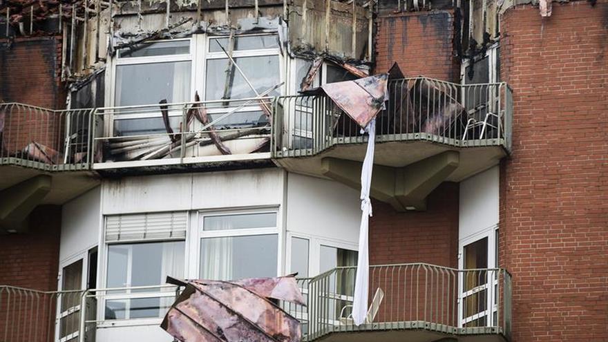 Al menos 2 muertos y 16 heridos en un incendio en un hospital de Alemania