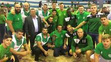 El Unión Antigua, mejor equipo de lucha de Canarias