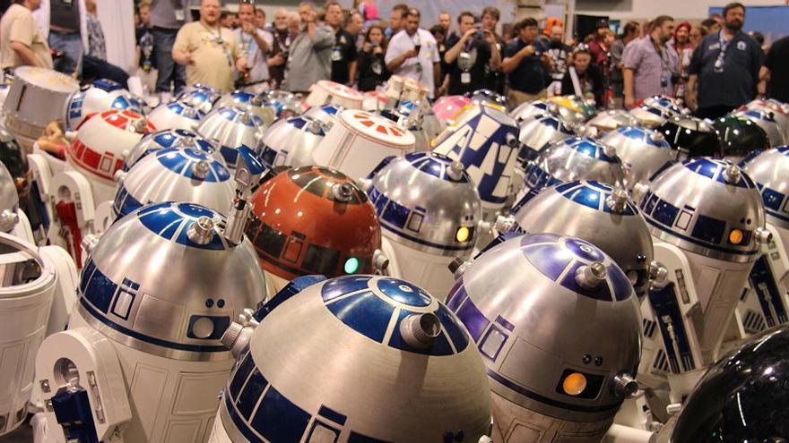Uno de los eventos de R2 Builders Club en la bahía de San Francisco
