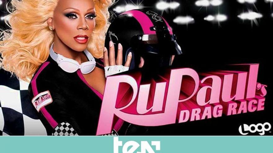 Las aclamadas 'Reinas del Drag' de RuPaul arrancan su desfile este lunes a TEN