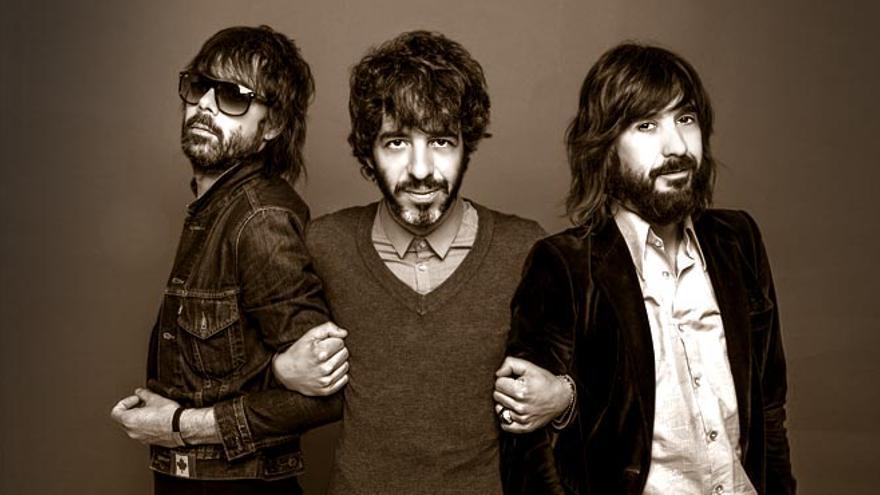 Imagen de la banda catalana Sidonie