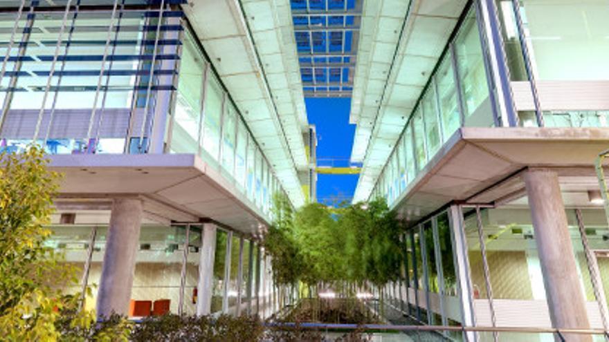 Campus de Palmas Altas.