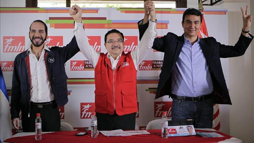 El FMLN se declara ganador de los comicios salvadoreños sin dato oficial alguno