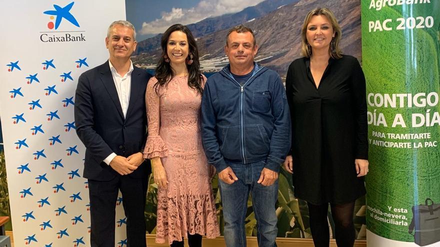 Convenio de AgroBank con la cooperativa Banaguna